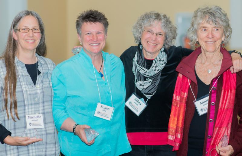 Leading for Change Award winners